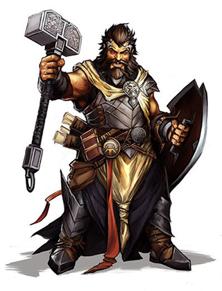 Cleric – Dungeon World SRD